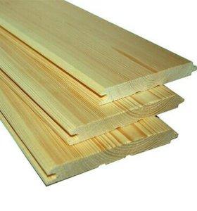 деревянные обшивки