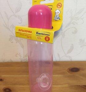Бутылочка детская с соской 250 мл 0+