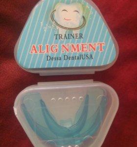 Трейнер, брекеты для зубов