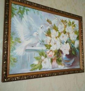 Картина в багете