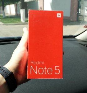 Xiaomi Redmi Note 5 pro 64гб 32 гб новые, гарантия