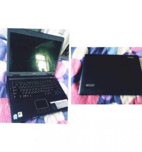 Ноутбук - acer Extensa 5220