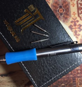 Ручка гравер