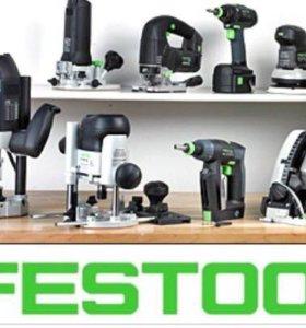 Оборудование и инструмент FESTOOL