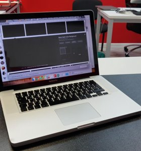 Macbook Pro 15 (Early 2011) SSD/8GB RAM