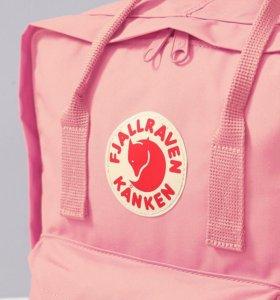 Качественный Рюкзак Kanken Classic Розовый
