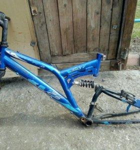 Рама скоростного велосипеда