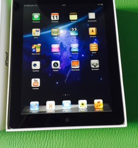 iPad 3 64GbWi-Fi+4G (Retina display)