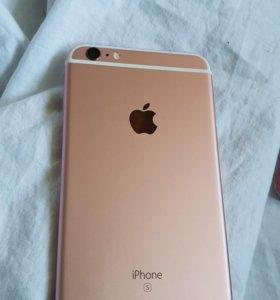iPhone 6s+ 64gb РОСТЕСТ