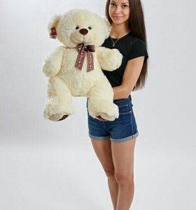 Медведь с шёлковой шорсткой