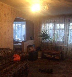 Квартира, 3 комнаты, 55.6 м²