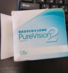 PureVision2 (-3.50/8.6)