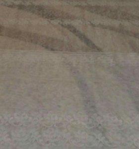 Тюль капрон.2.9*2.5
