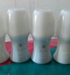 Дезодорант-антиперспирант с шариковым аппликатором