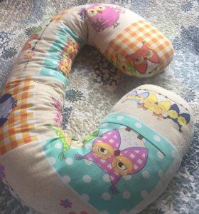 Подушка для будущей мамы