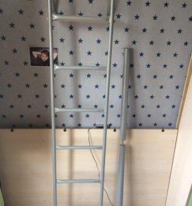 Лестницы для кровать и стол