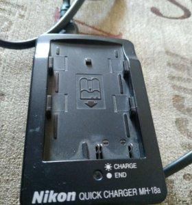 Зарядка для фотоаппарата Nikon d90
