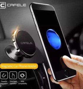 Новый магнитный держатель Cafele в автомобиль
