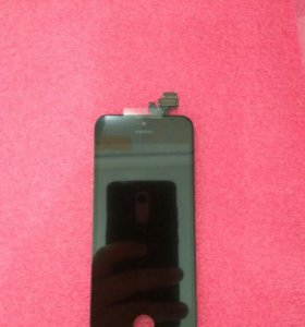Дисплейный модуль Iphone 5 черный.