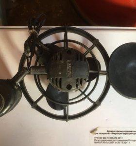 Вентилятор на лобовое от прикуривателя