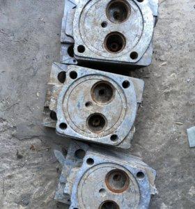 Головки мотора 3 шт для трактора Д16 или Д 20
