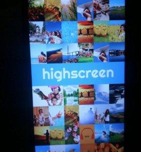highscreen boost 3
