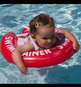 Новый Swimtrainer детский круг для плавания