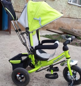 """Детский трехколесный велосипед """"Black Aqua 5588A"""""""