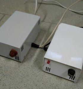 Блоки питания Торэл 9 V и 24 V