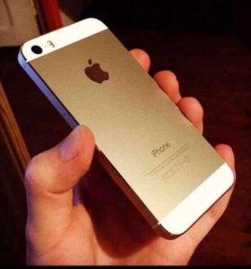 Айфон 5s 32 гб голд