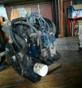 Двигатель с ваз 2107