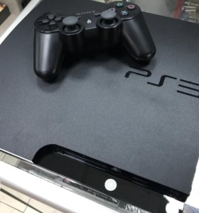 PS3 Slim 4.82 прошита Rogero Rebug Cobra и игры
