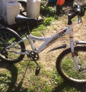 Велосипед с 6 лет и до 9