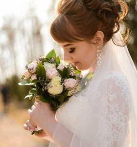 Свадебные, вечерние прически