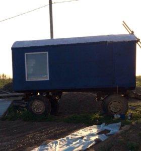 Бытовка - строительный вагончик