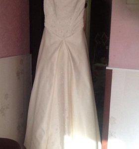 Платье выпускное ,свадебное