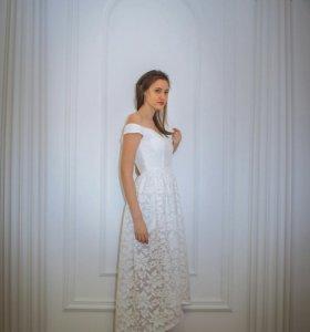 Платье Valentino на выпускной или свадьбу