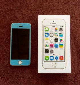 iPhone 5s (золотой) 32gb