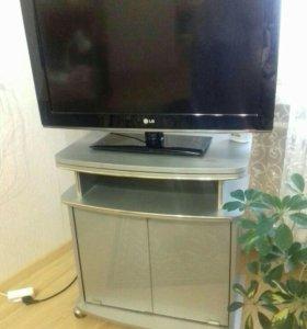 Тумба под телевизор,   телевизор LG