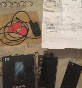 ZTE Blade A 476(чёрный)