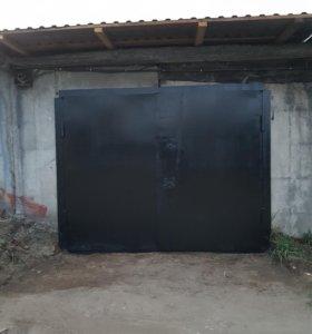 Большой гараж 24 квадрата