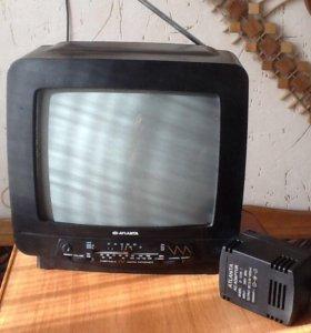 Телевизор Atlanta AT-909 переносной с радиопр-ком