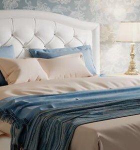 Кровать Перрино с матрасом 140/200
