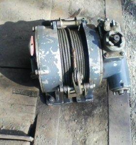 лебедка механическая ручная