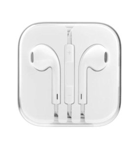 Наушники Apple EarPods с разъемом 3,5 мм Original