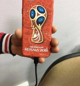 FIFA 2018 чехол на IPhone 5,6,7,8