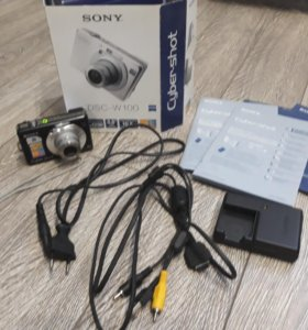 Фотоаппарат SONY DSC-W100