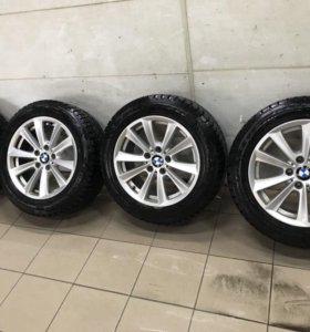 Диски BMW R17 резина зима/лето