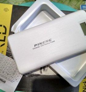 Мощный банк Pineng pn-999 20000 mah