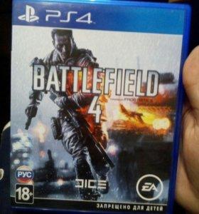 Battlefield 4 игра для PS4